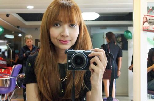 the capricious camera
