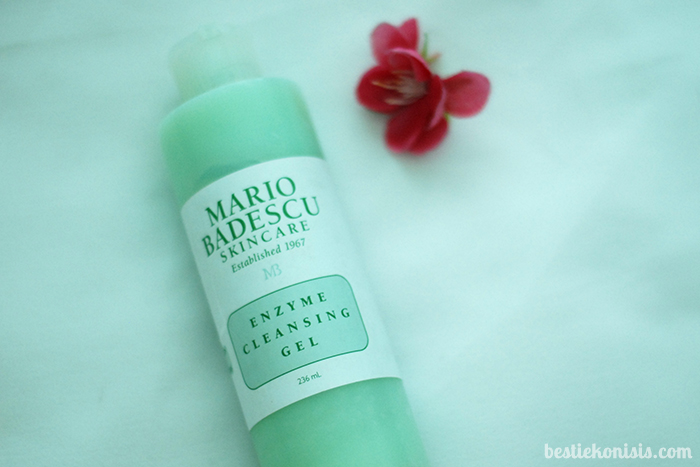 The Capricious Club Mario Badescu Review Enzyme Cleansing