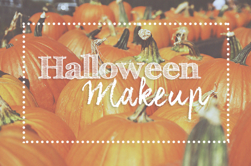 halloween makeup tutorials DIY