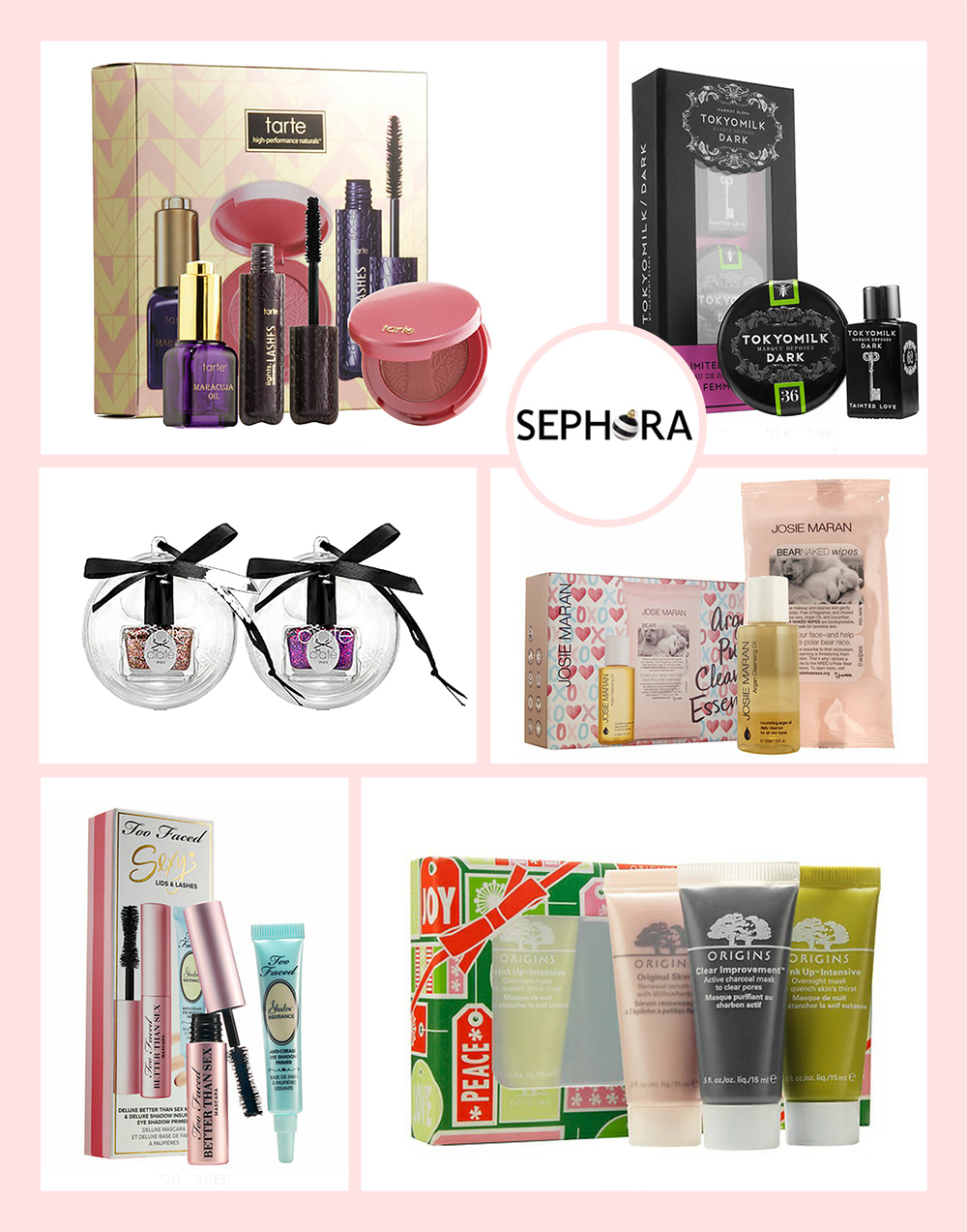 Sephora Black Friday $10 deals