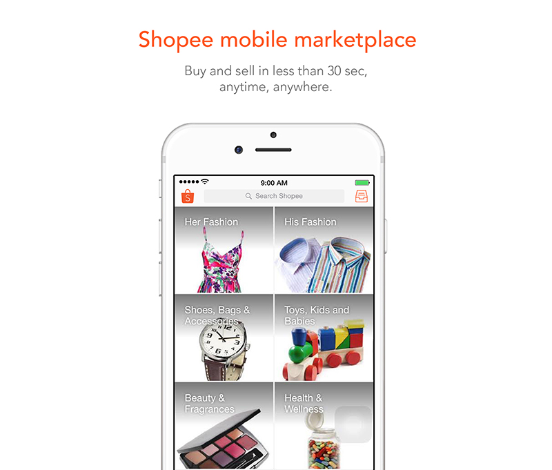 Shoppe on iOS