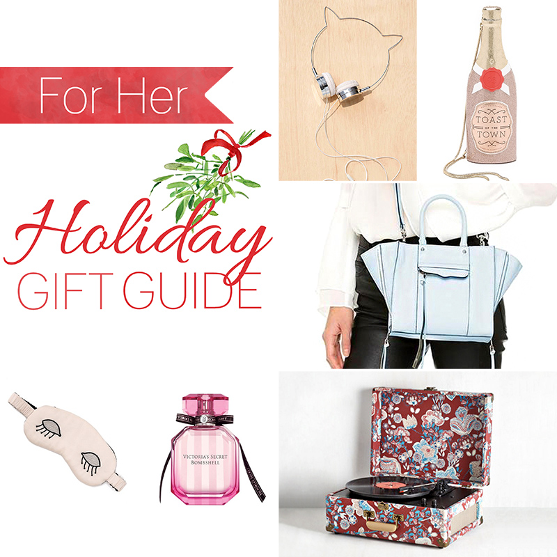 Christmas Holiday Gift Guide For Her Girlfriend Wife Friend Sister