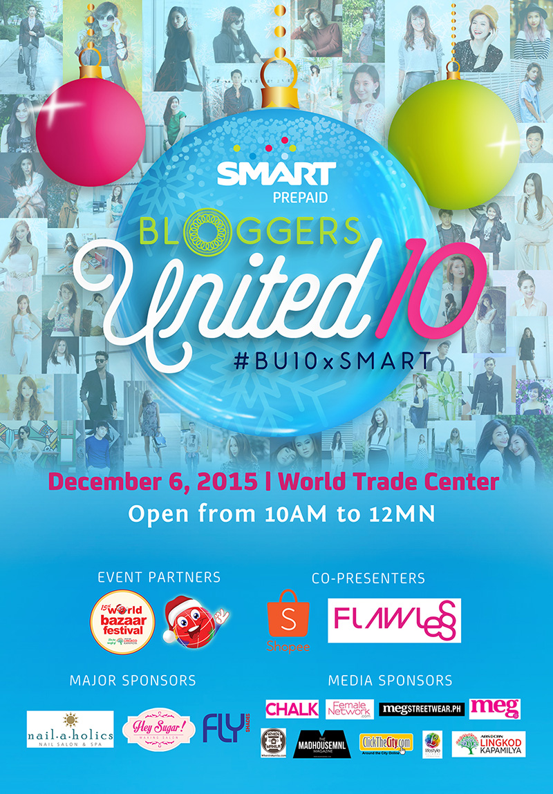 bloggers united 10 december 2015