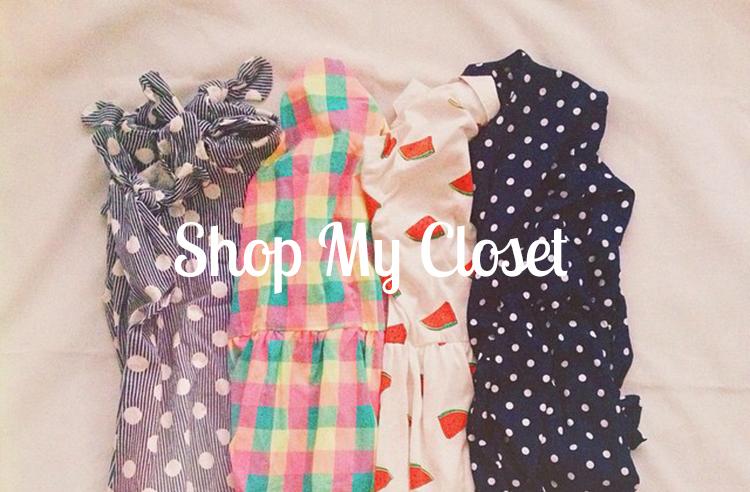shop my closet - BU10