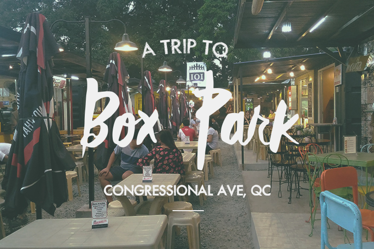 Box Park - Best Food To Try