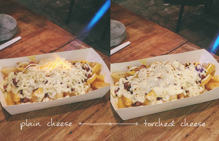 BoxPark The Fry Guys - Torched Fries
