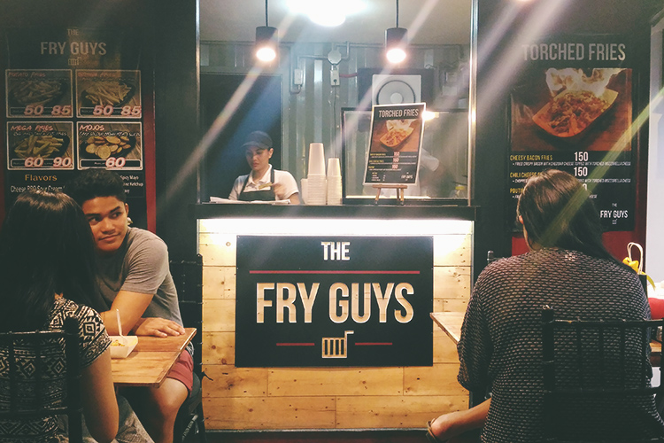 BoxPark The Fry Guys