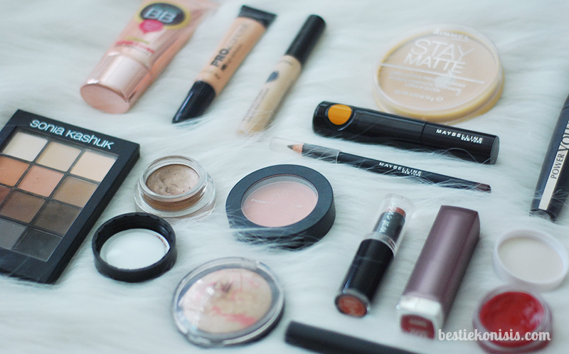 best drugstore makeup review