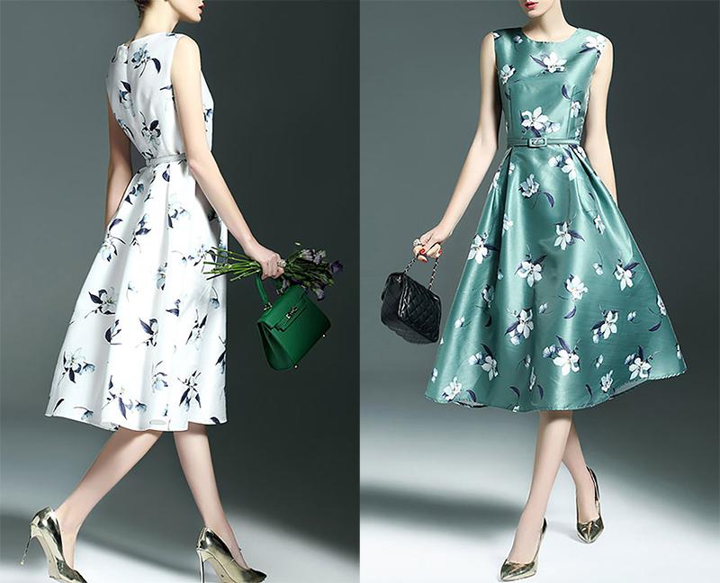 stylewe floral dresses