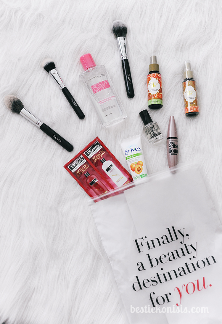 beautymnl-haul-review