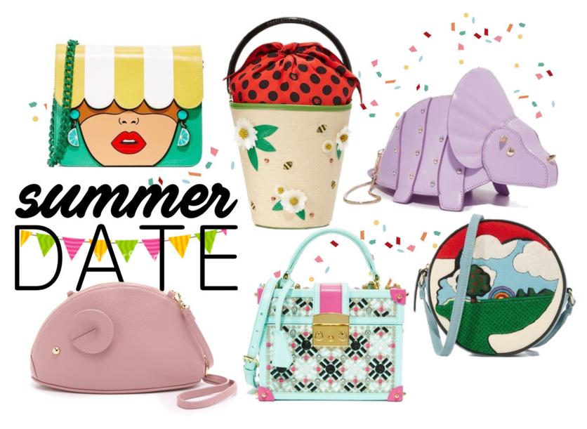 the capricious club - Wishlist Wednesday: Cute Summer Bags