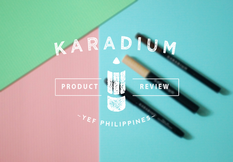 YEF philippines - kbeauty review - karadium eye products
