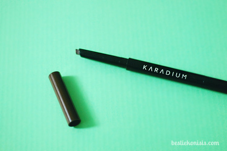 karadium flat eyebrow pencil - YEF ph