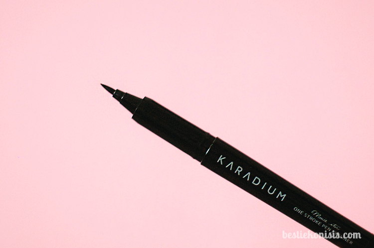 karadium movie star eyeliner black - philippines