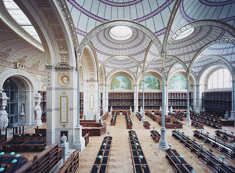 labrouste bibliotheque nationale france