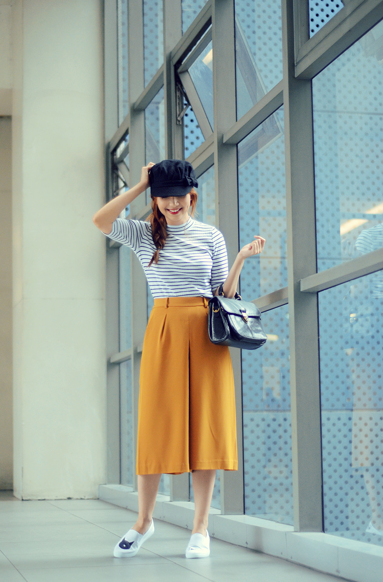 how to style gauchos