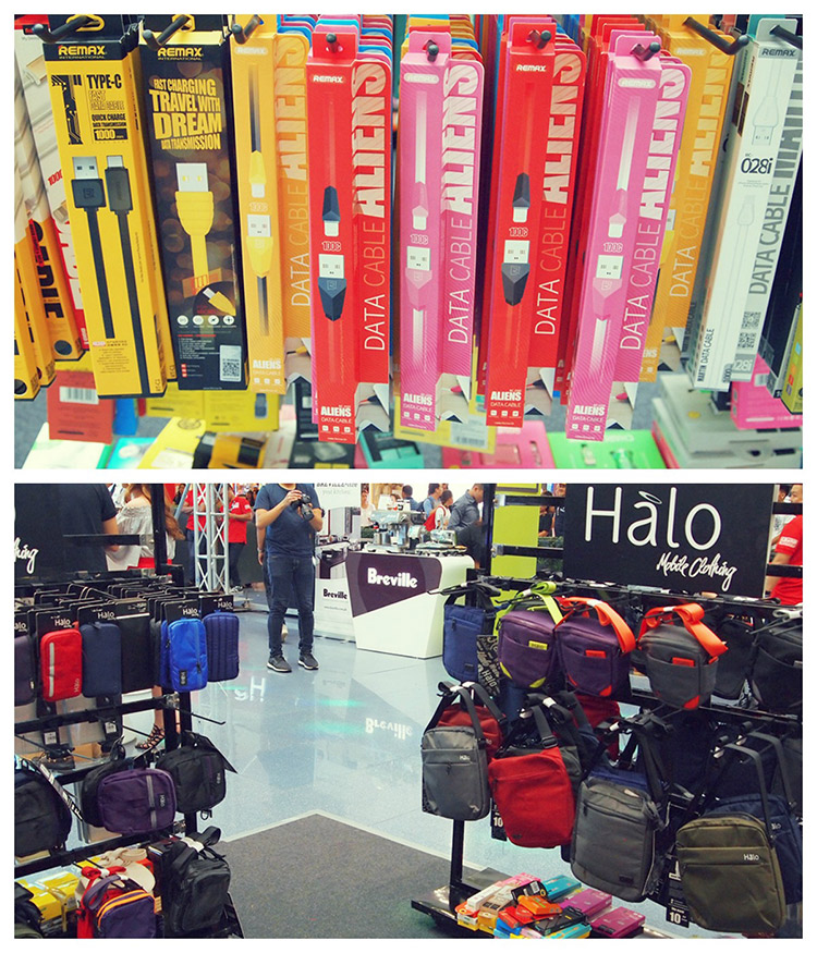 halo bags